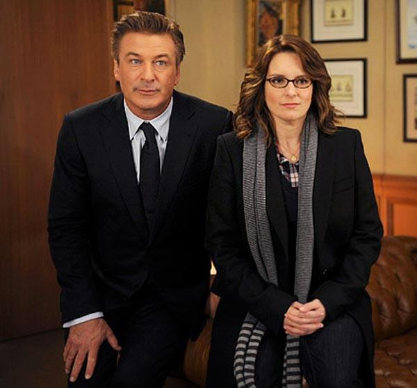 30 rock emmy nominations 2013