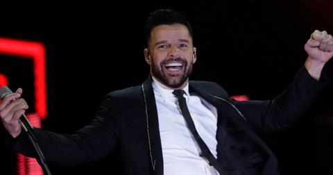Hip-Shaking Ricky Martin Talked Raw, Soulful New Music