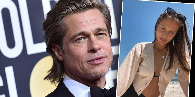 Brad Pitt Nico Mary
