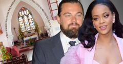 Rihanna leonardo dicaprio traveling to barbados