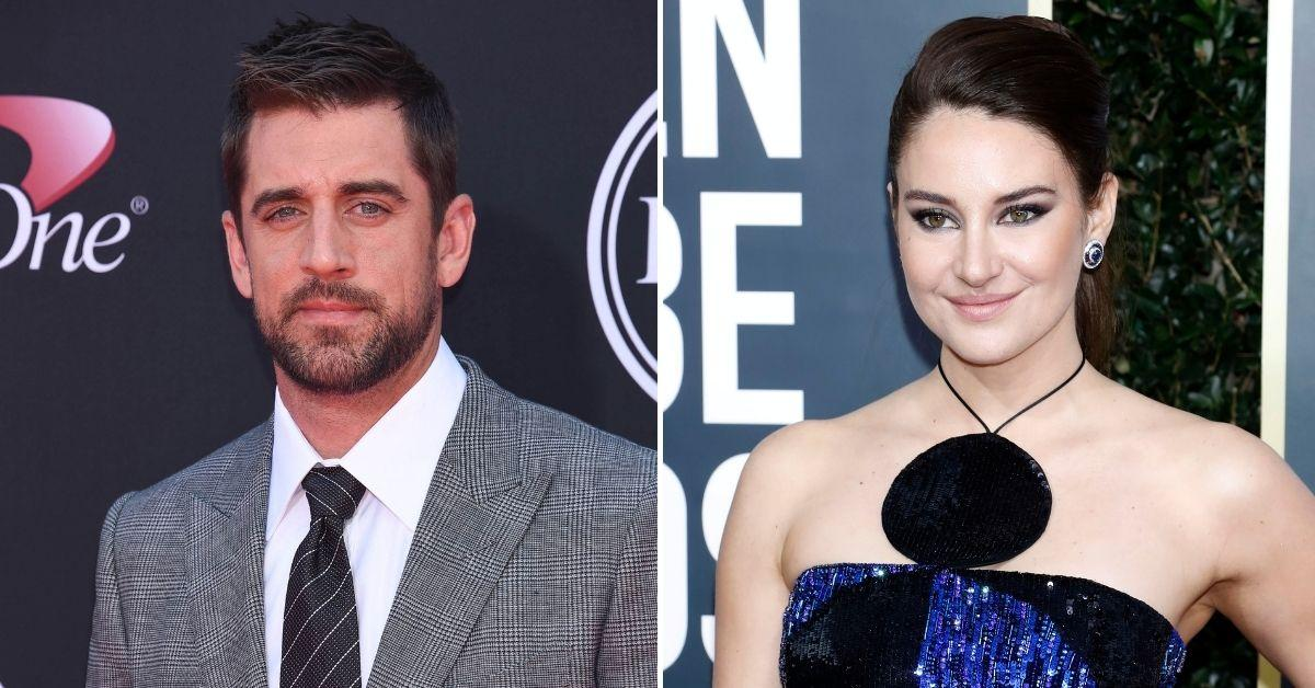 'I Got Engaged': Aaron Rodgers Slips Big News Into NFL MVP Acceptance Speech Just Days After Being Linked To Shailene Woodley