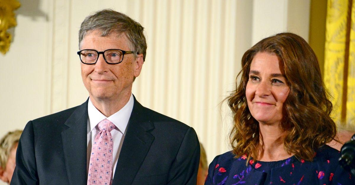 melinda gates files divorce bill gates irretrievably broken marriage prenup