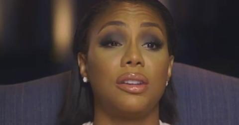 Tamar Braxton Tears Up Toni Braxton Cant Sing