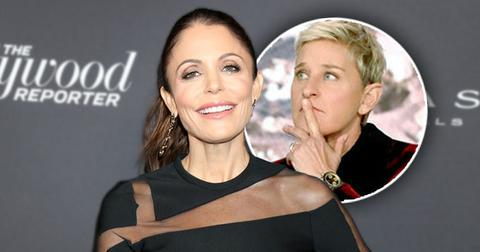 Bethenny Frankel Reveals How Close She Is With Pal Ellen DeGeneres