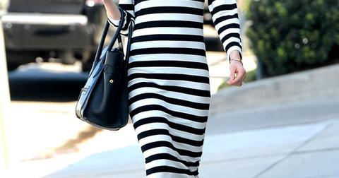 Kristin cavallari striped dress