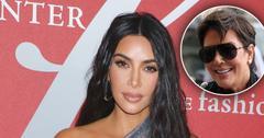 Kim Kardashian Kris Jenner Birthday