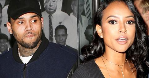 Karrueche tran claims chris brown abused her restraining order hr
