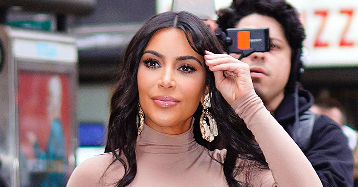 Kim Kardashian Posts Cryptic Message — But Her Family Remains Tight-Lipped About Kanye West Divorce Rumors