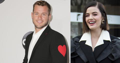 Colton Underwood Lucy Hale