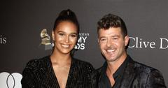 Robin Thicke And Fiancé April Love Geary Welcome Baby No. 3, Son Luca