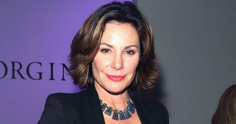 luann de lesseps wedding demand long