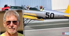 Harrison Ford Escaped Death Plane Crash