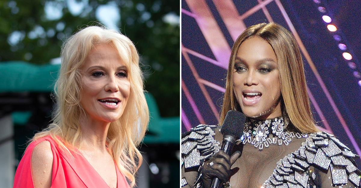 tyra banks debating kellyanne conway dancing with the stars pf