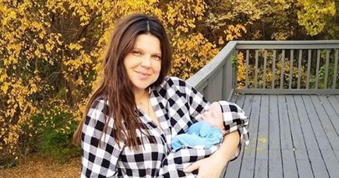 Amy Duggar Breastfeeding PP