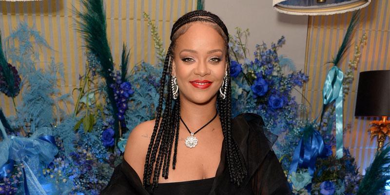 Rihanna At An Event