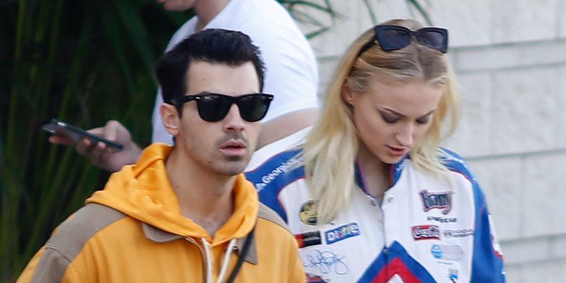 //Joe Jonas Sophie Turner Barcelona PP