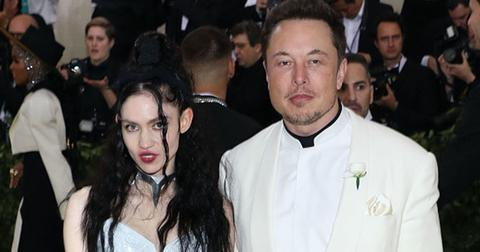 Elon musk and grimes make debut as couple at 2018 met gala
