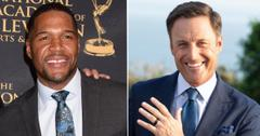 michael strahan chris harrison pp