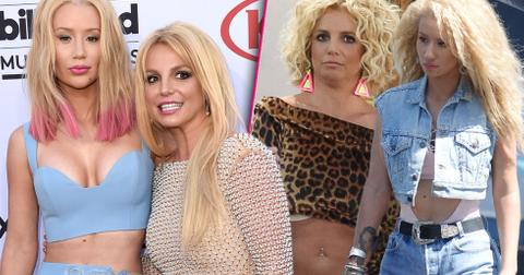 Britney spears regrets working with iggy azalea