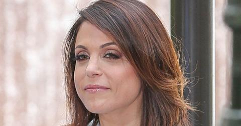 Bethenny Frankel seen at 'Access Hollywood Live' in NYC