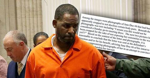 R Kelly jury will be anonymous and sequester over fears of violence and intimidation