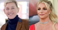 Ellen DeGeneres Britney Spears Female Celebs Shaved Heads