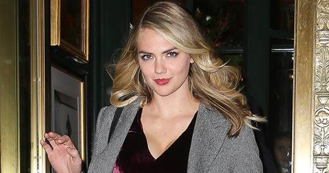 Kate upton Justin Verlander date night