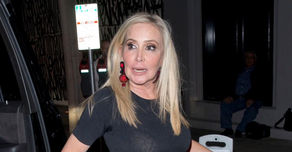 Surgery Gone Wrong: Shannon Beador Decides To Dissolve Filler After She Didn't 'Recognize Herself' On 'RHOC' Reunion