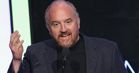Louis ck surprise set since admitting sexual misconduct