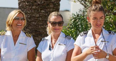 'Below Deck Mediterranean' Crew Midseason Trailer