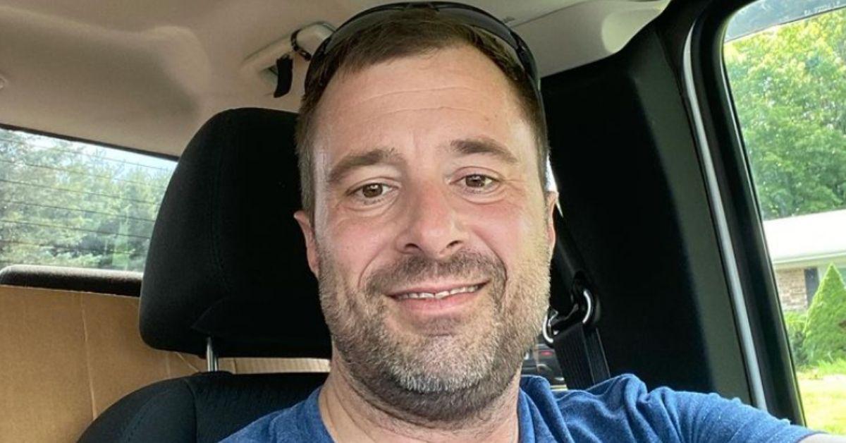 nascar driver eric mcclure dead