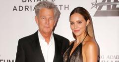 david foster Katharine mcphee engaged long