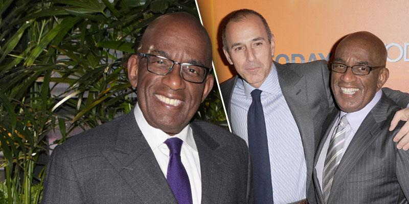 Matt Lauer And Al Roker Rebuild Friendship After Cancer Diagnosis