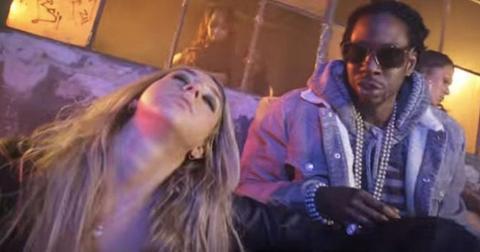 Bachelor Corrine Juicy J Music Video 2