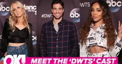 Dancing with the stars cast season 27 interview pp