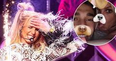 Britney spears selfie boyfriend sam asghari