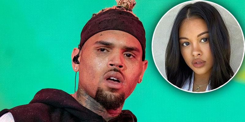 Chris Brown Shares Name & First Photo Of Baby Boy