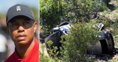 tiger woods doesnt remember rollover car crash bad injury pf