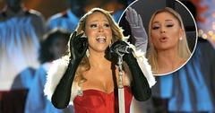Are Mariah Carey And Ariana Grande Teaming Up For A Christmas Duet?