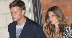 Gisele Bundchen Divorce
