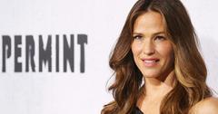 Jennifer garner premiere peppermint pics