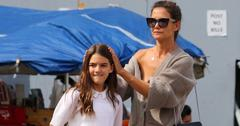 [Suri Cruise] 'Approves' Of Mom Katie Holmes' New BF, Actress Has 'Never Been Happier