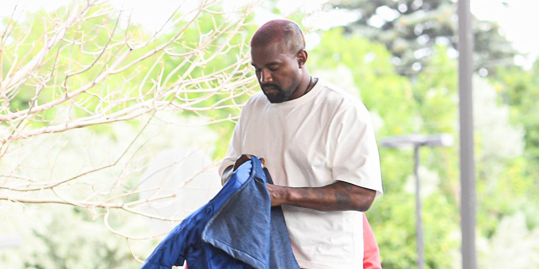 Kanye West heading back