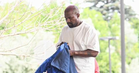 Kanye West heading back