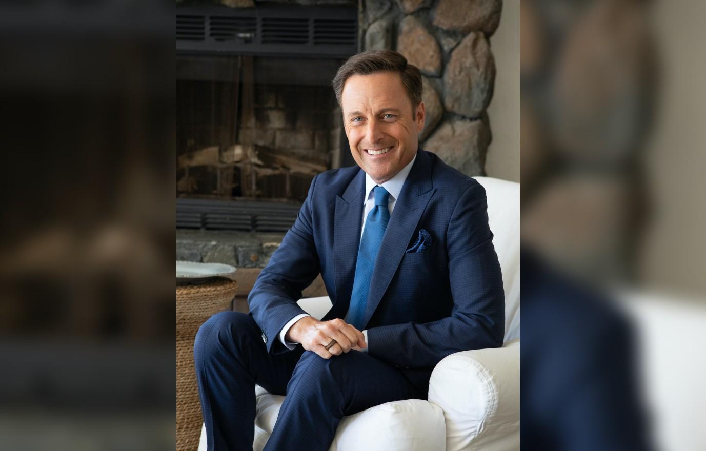 bachelor host chris harrison asked  million only got  million exit scandal celebrity hollywood reality tv