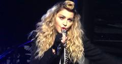 Madonna In Concert At American Airlines Arena