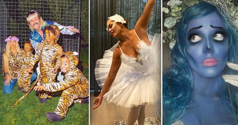 Best Celebrity Halloween Costumes 2020