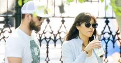 EXCLUSIVE: Justin Timberlake and Jessica Biel spotted seen playing with their son Silas Randall Timberlake in the playground in Tribeca, New York City