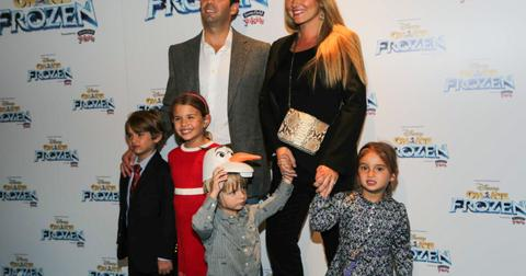 Celebrities attend Disney On Ice presents 'Frozen' in NYC
