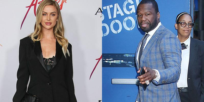 Lala Kent Defends Sobriety Blasts Cyberbullying 50 Cent Feud